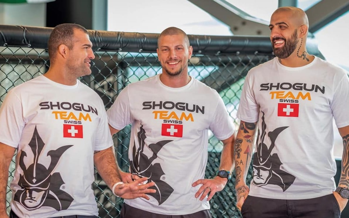Новый зал SHOGUN TEAM в Швейцарии
