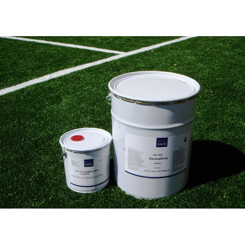 Adhesive gum for artificial grass