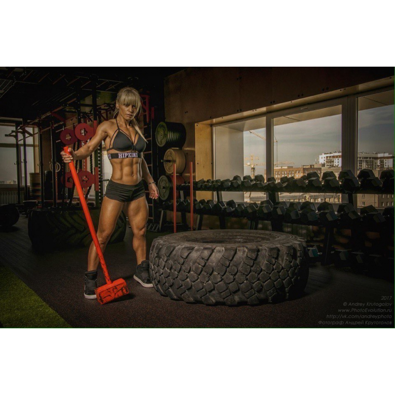 Wheel tire for Functional Training