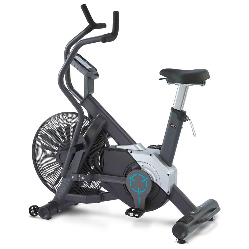 Велотренажер для интервальных тренировок Proteus Airbike 7
