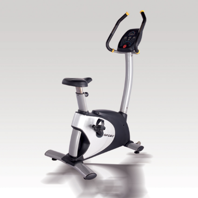 M-7808U Upright Bike (LED screen)