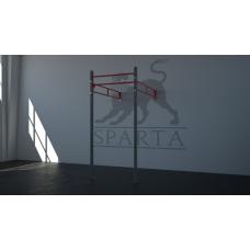 "Wall mount functional frame ""Loren"" 1100 mm x 1800 mm"