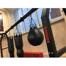 Балка на опорах для боксерских мешков Roy