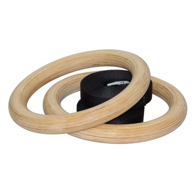 Кольца гимнастические для CrossFit
