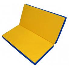 "Gymnastic foldable matt ""Dvoika"""