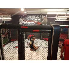 MMA floor cage (diameter 5 m)