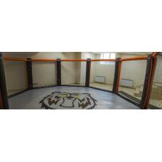 Клетка для ММА напольная 6 м.