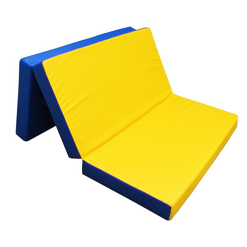 "Gymnastic foldable matt ""Troika"""
