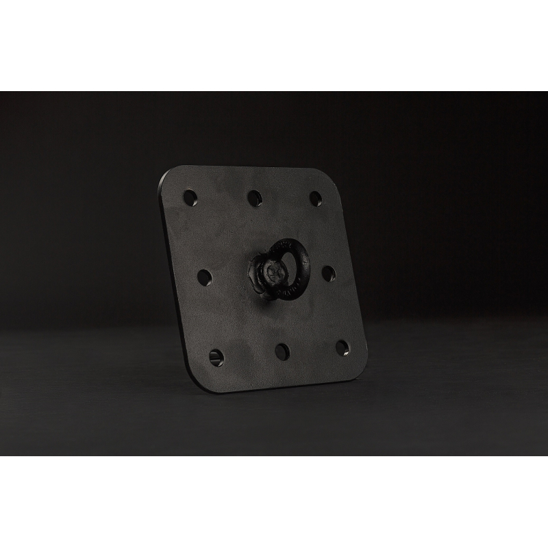 Ceiling anchor mount for punch bag