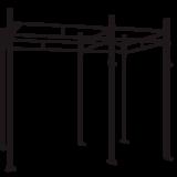 Complete frame