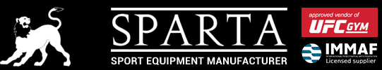"SPARTA - Manufacture and sale of equipment for martial arts and Functional Training Creating rooms ""turnkey"""