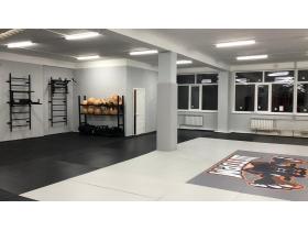 Kurgan. Storm martial arts Gym