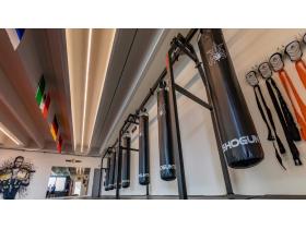 Switzerland. First European gym of SHOGUN TEAM