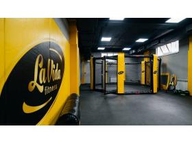 Sochi fitness center La Vida.