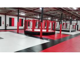 г. Shchuchinsk, Kazakhstan. Martial Arts Gym